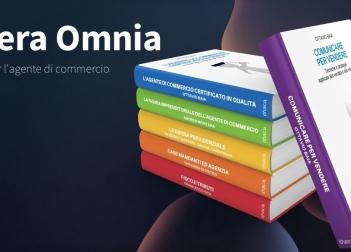 Opera Omnia, la raccolta per chi lavora nel settore dell\'intermediazione commerciale