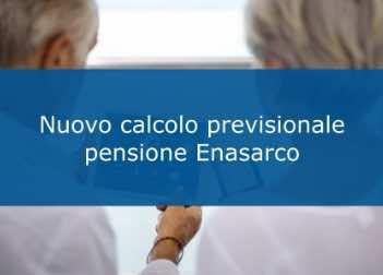 Simula la tua pensione Enasarco