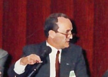 Addio Presidente De Pasquale