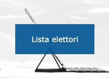 Elenchi provvisori degli elettori e liste elettorali