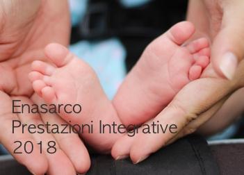 Enasarco: Programma Prestazioni Integrative 2018