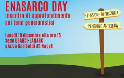 A Napoli l'Enasarco Day