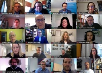 IUCAB Meeting: l'effetto Covid-19 sugli agenti in tutto il mondo
