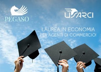 Pegaso - Corso di laurea in Agenzia Commerciale