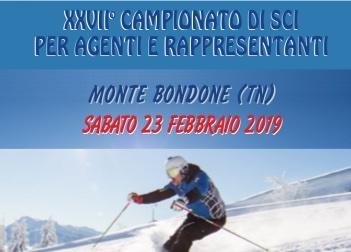 XXVII Campionato di Sci Agenti