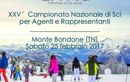 Trento, XXV°Campionato Nazionale Sci