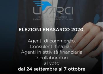 Elezioni Enasarco dal 24 settembre al 7 ottobre