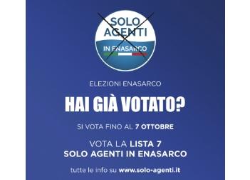 Elezioni Enasarco - Duplicato certificato elettorale