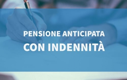 Pensione anticipata con indennità anche nel settore Commercio