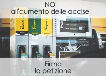 No all'aumento del gasolio anche per gli agenti
