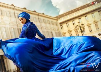 La moda internazionale sfila nel cuore di Torino