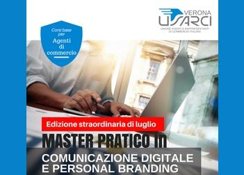 II Master in comunicazione digitale e personal branding